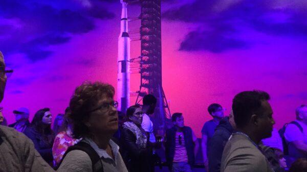 NASA:s rymdanläggning imponerar på stora som små.