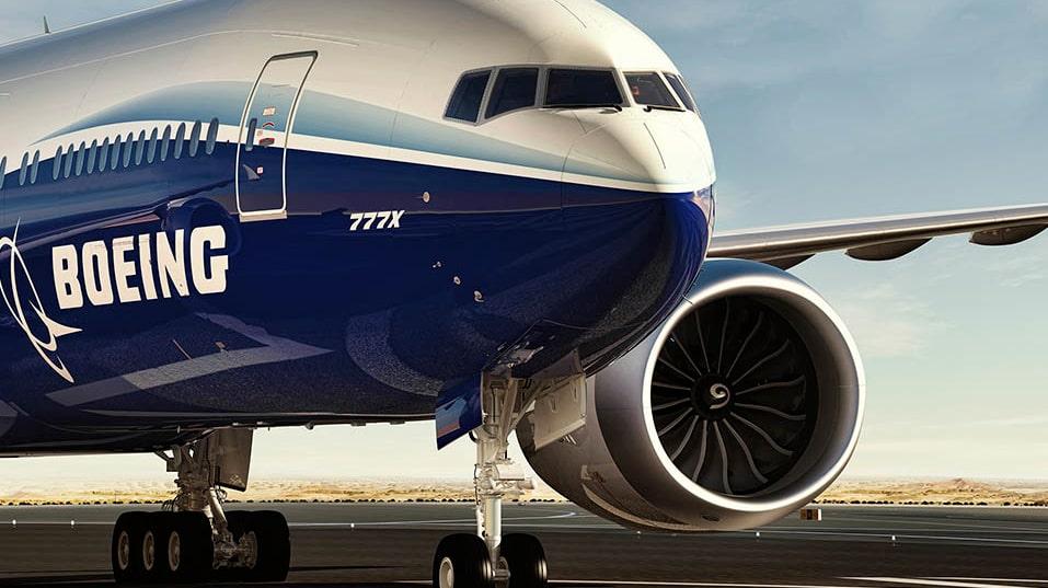 Det enorma flygplanet kommer drivas av världens största flygplansmotor.